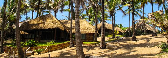 Inhambane Province, Mozambik: One of our beautiful self-catering Casas.