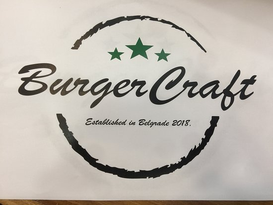 Burger Craft: BurgerCraft Beograd