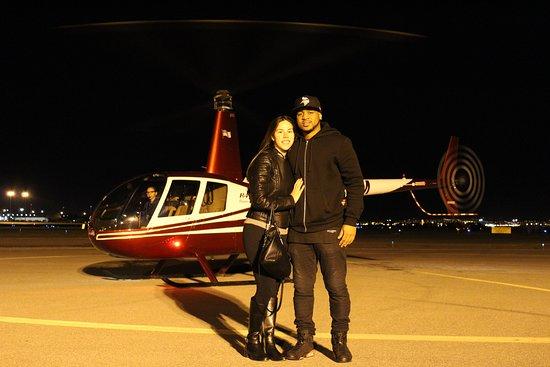 Airwork Las Vegas: Happy Passengers