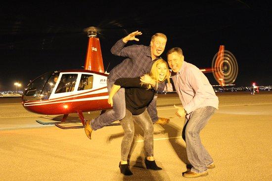 Airwork Las Vegas: Having FUN