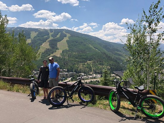 Pedego Electric Bikes Vail