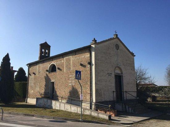 Chiesa dell'Assunta a Volparo