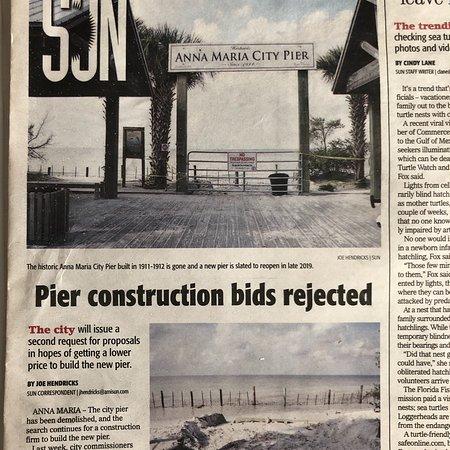Restaurants On Anna Maria Island Destroyed By Hurricane Irma