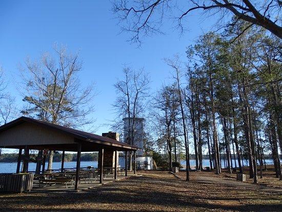 Wind Creek State Park: Pavilion for Groups