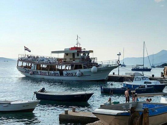Zaton Travel Dubrovnik Boat Excursion