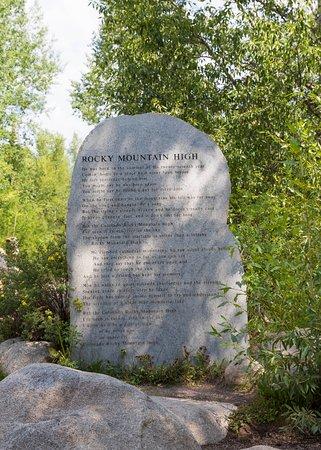 The John Denver Sanctuary: Rocky Mountain High