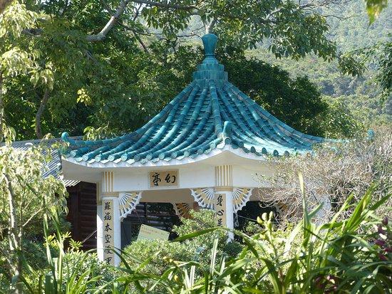 Lantau Trail: Tai Tong Tsai-Tempel / -Klöster (2)