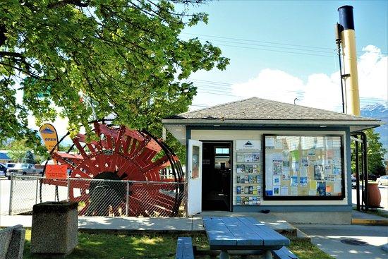 Nakusp Visitor Centre