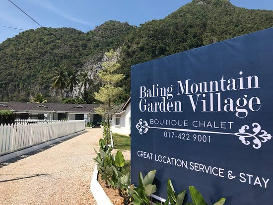 Baling Mountain Garden Village Updated 2020 Hotel Reviews Price Comparison And 27 Photos Tripadvisor