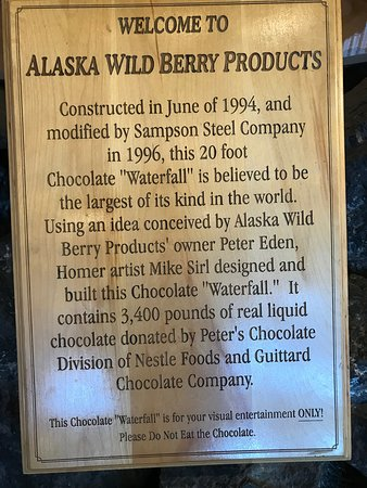 Alaska Wild Berry Products: Read