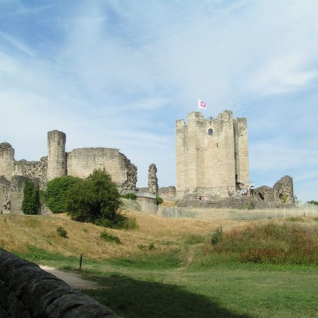 ‪Conisbrough Castle‬