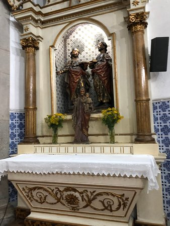 Viana do Castelo, Portugal: Capella Da Senhora Do Resgate