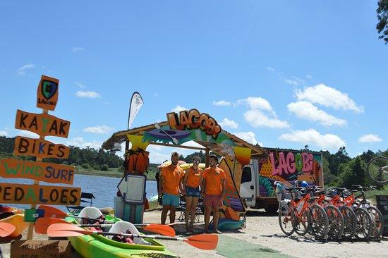 Lagobi - Kayaks e Windsurf