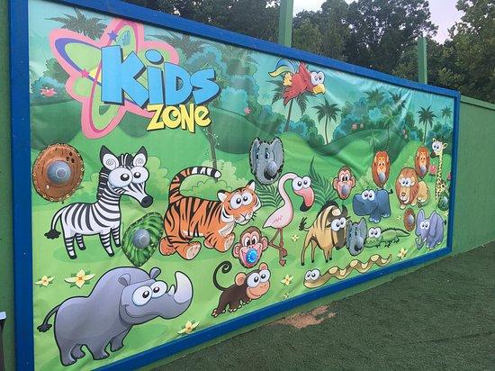 Xtreme Park Adventures: Kids Zone