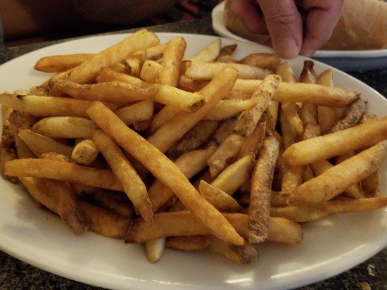 Fairless Hills, Pensylwania: fries