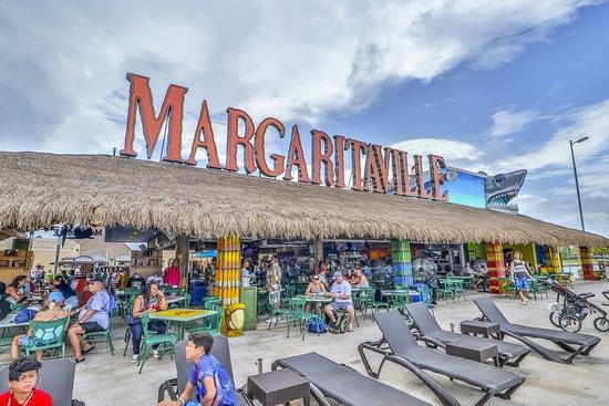 Jimmy Buffett's Margaritaville, Cozumel - Restaurant Reviews