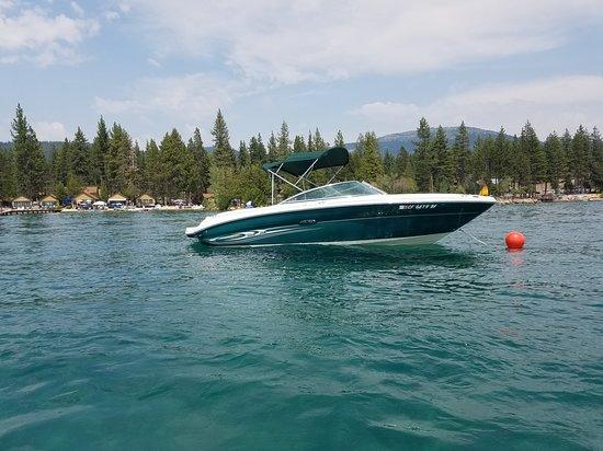 Tahoe Vista, Californie : MotorBoats Tahoe