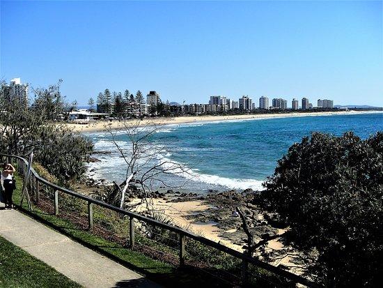 Alexandra Headland, Australia: PARTIAL VIEW NORTH