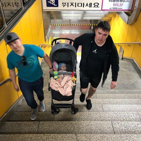 Busan Metro张图片