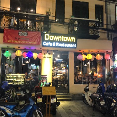 ダウンタウン カフェ&レストラン