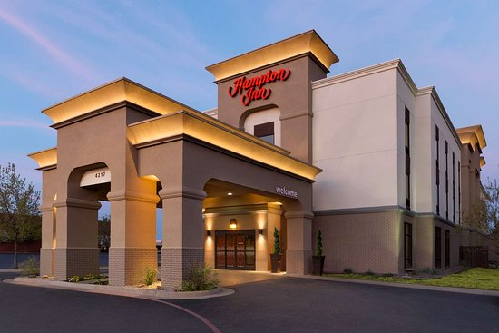 Hampton Inn Wichita Falls Sikes Senter Mall