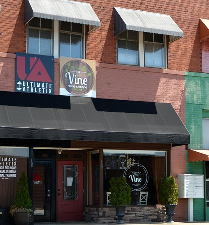 The VINE- Wine Shoppe