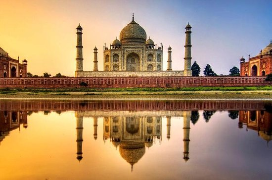 All Inclusive Day Trip to Taj Mahal...