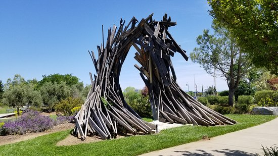 Redding Sculpture Garden