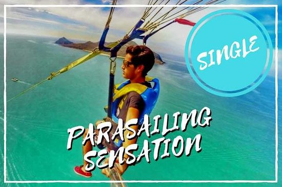 Parasailing Sensation - Single Flyer