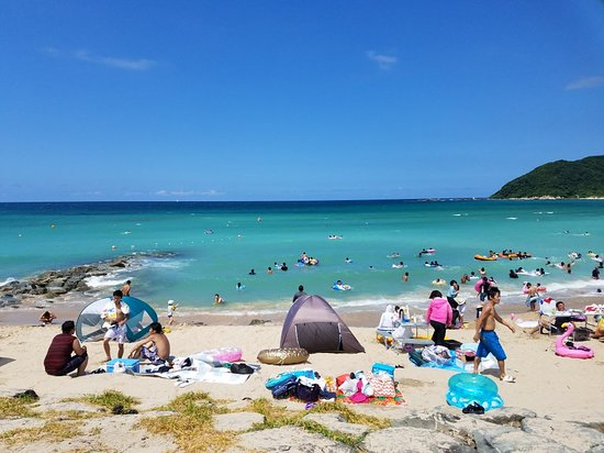 Hacchohama Asamogawa Beach