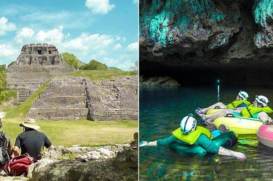 Xunanuntunich & Cave Tubing con...