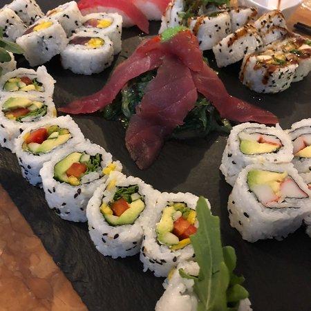 Endlich tolles Sushi in Lübeck