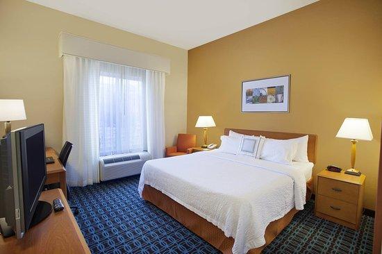 Ромулус, Мичиган: Guest room
