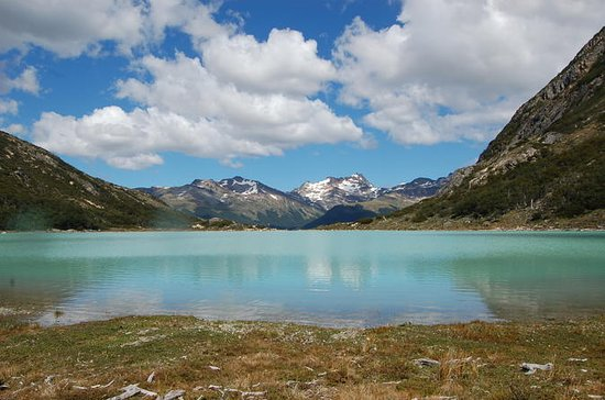 Trekking para Laguna Esmeralda