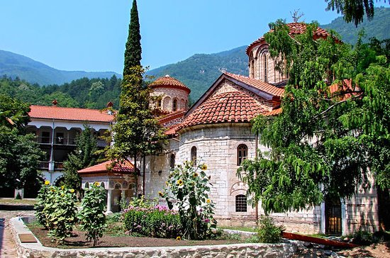 Private Day Tour: Bachkovo Monastery ...