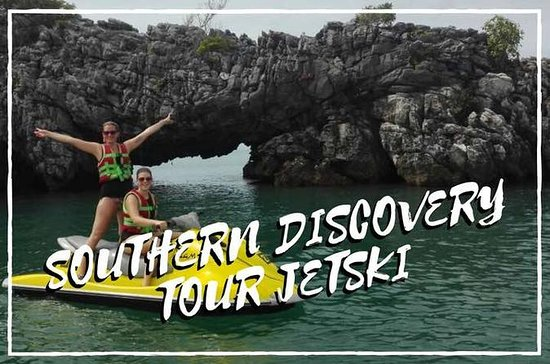 Shared Southern Discovery Tour Jet Ski