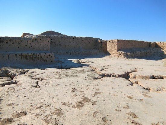 Fortress Toprak Kala照片
