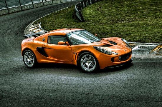 Kör en Lotus Exige & EVO X Hot Lap