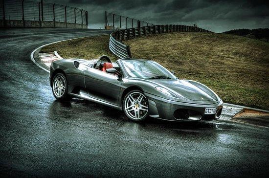 Drive a Ferrari F430 & EVO X Hot Lap
