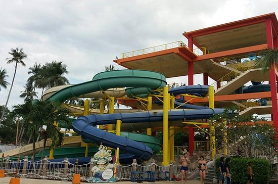Splash Jungle Water Park - Transferencia compartida