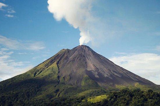 Excursão de Aventura no Vulcão Arenal