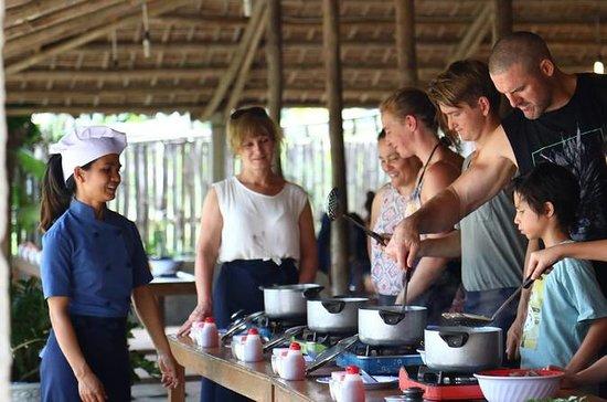 Ilha Thuan Tinh - Tour de Culinária