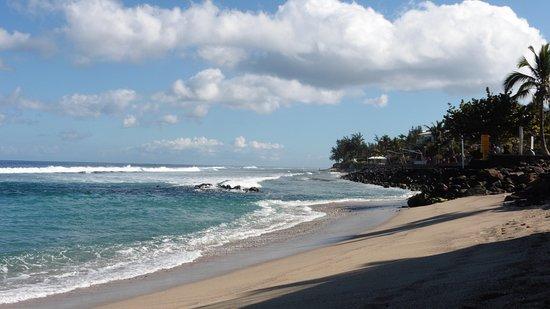 Saint-Gilles-Les-Bains, Reunion Island: Plage des Roches Noires