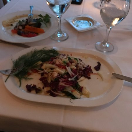 Milos Fish and Seafood Restaurant Greek style @Miami