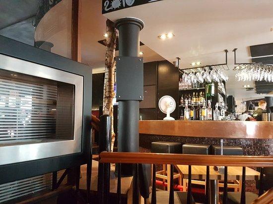 Nachos med kylling - Billede af Café Ziggy, Århus - TripAdvisor