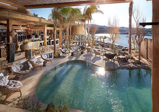 Hotels Near Psarou Beach Mykonos