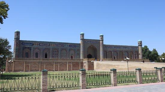 Khudayar-Khan Fortress / Palace in Kokand