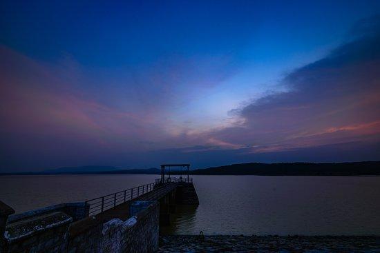 Keonjhar, Indien: kanjhari Dam