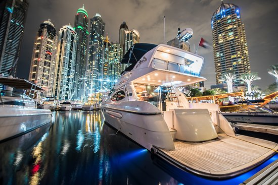 Salama 1 50 Ft Yacht For Rental Picture Of Top8 Dubai Tripadvisor