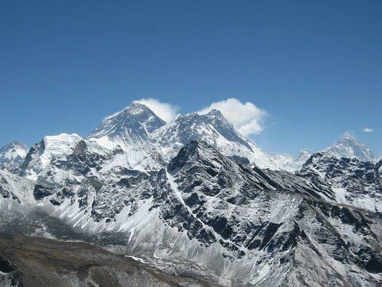 Himalayan Icefall trekking